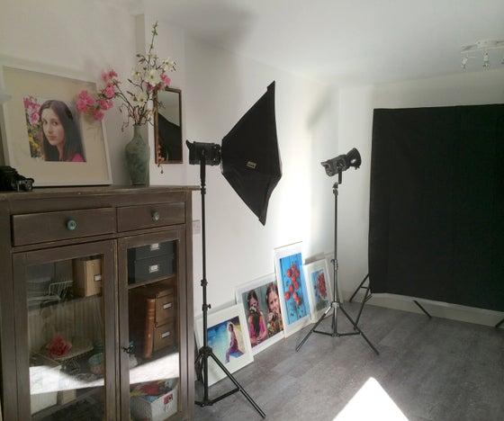 Image of Studio Portrait Session