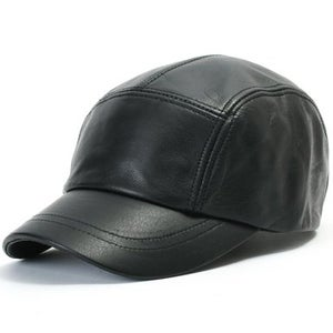 Image of Trucker Hat Leather