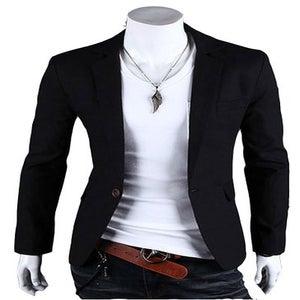 Image of One Button Blazer