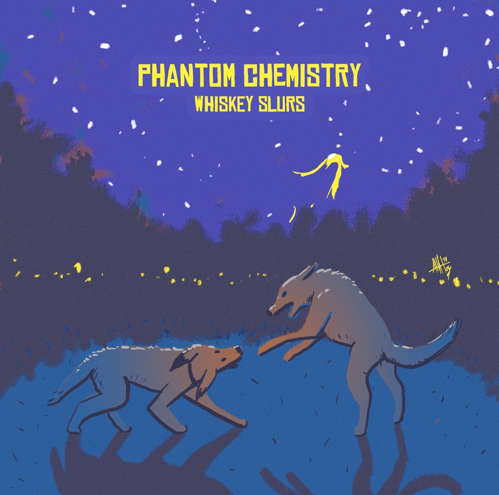 Image of Phantom Chemistry - Whiskey Slurs - CD (Deluxe Edition)