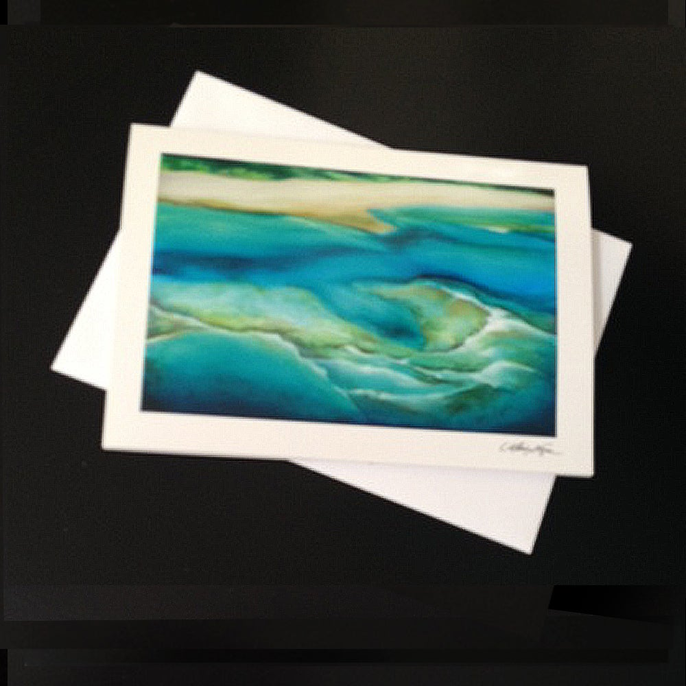 Image of Islands 5-Pack Greeting Card Set