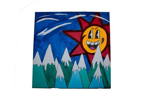 Image of Snowvacane Canvas