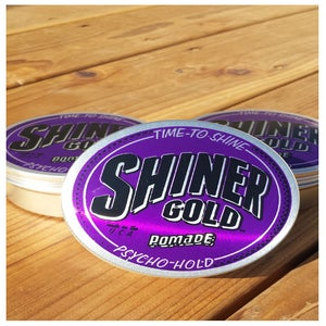 Image of SHINER GOLD POMADE 3 PSYCHO PACK