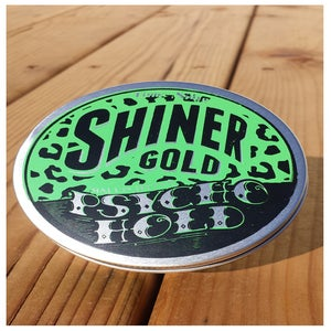 Image of SHINER GOLD PSYCHO HOLD LIMITED EDITION!