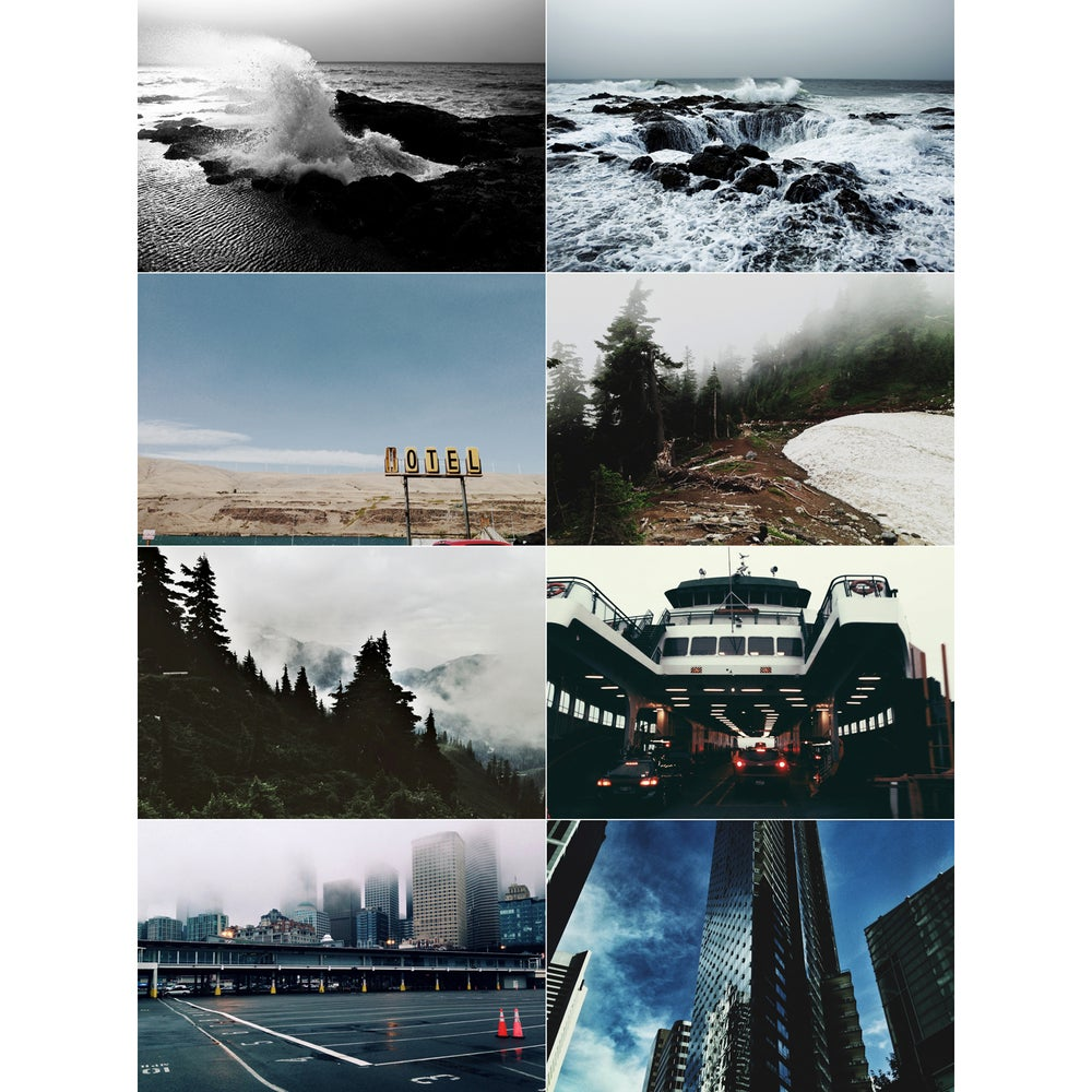 Image of Pacific Northwest Print Pack D by Ryan Russell
