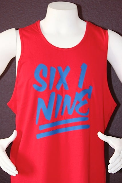 Image of 619 Salute Tank Top