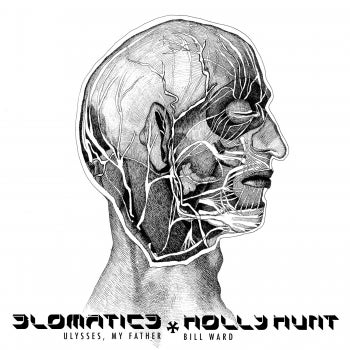 "Image of SLOMATICS / HOLLY HUNT SPLIT 7"" VINYL"