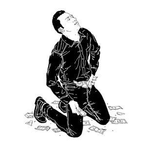 """Image of Green Dreams-Rich Man, Poor Man 7"""""""