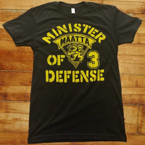 Image of Maatta Minister of Defense