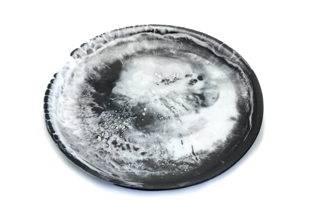 Image of Large Marbled Platter