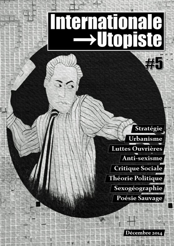Image of INTERNATIONALE UTOPISTE #5