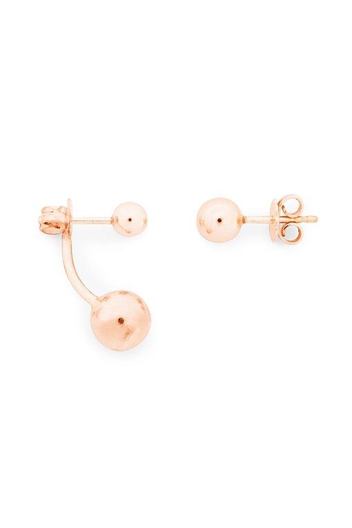 Image of ORB Earrings Gold or Rosé