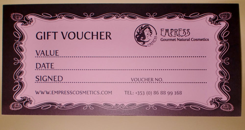 Image of €50 Gift Voucher