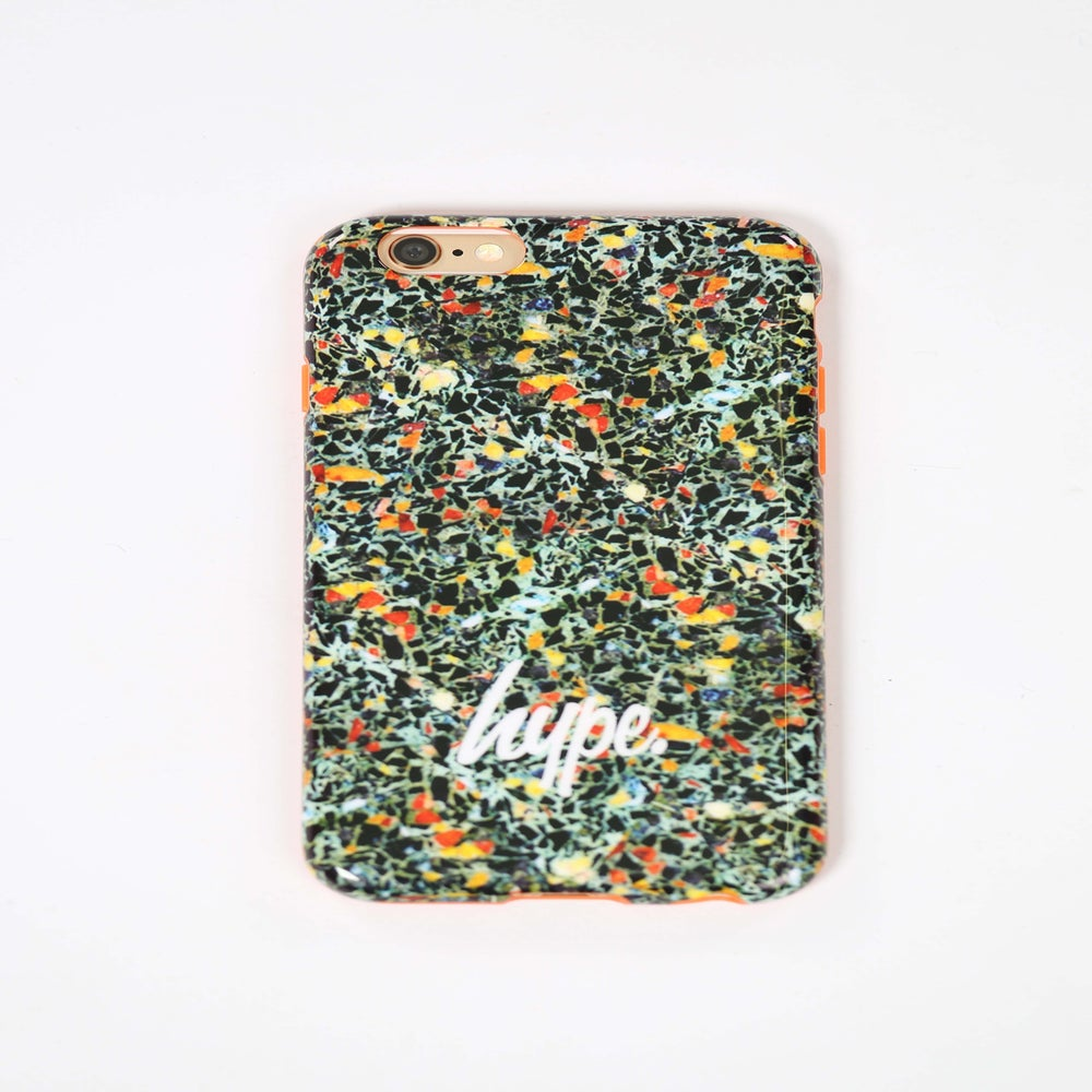 Image of HYPE. MAD MARBLE iPhone 6 CASE