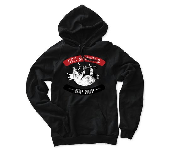 Image of Sex, Money & Hip Hop - Premium Hoodie (BLACK)