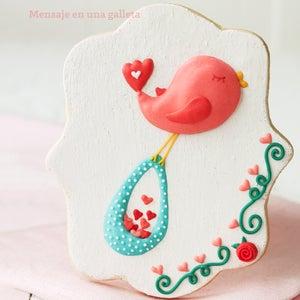 Image of Taller online de galletas decoradas: especial San Valentín