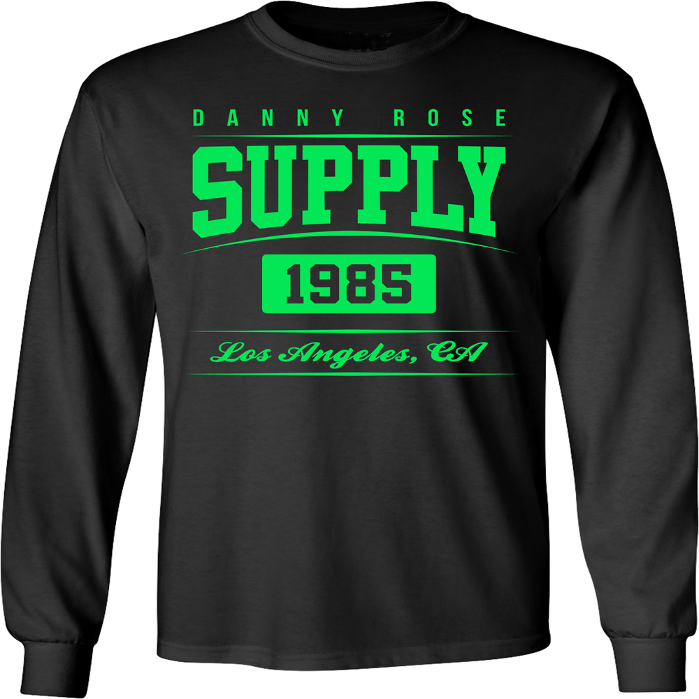 Image of DRS Varsity Long Sleeve Tee