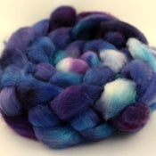 Image of Tesla Coil - BFL Wool Top/Roving