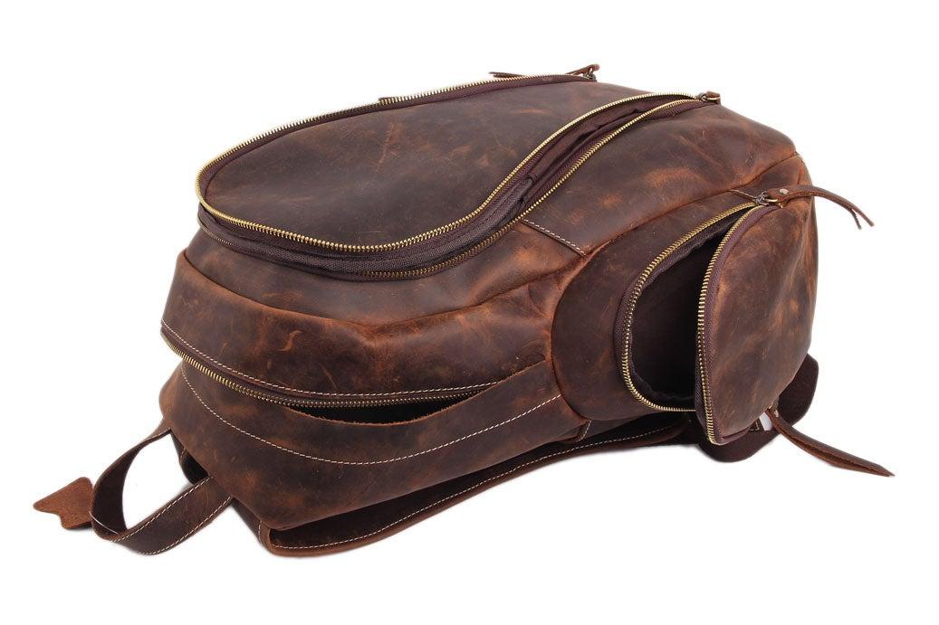 MoshiLeatherBag - Handmade Leather Bag Manufacturer — Handcrafted ...