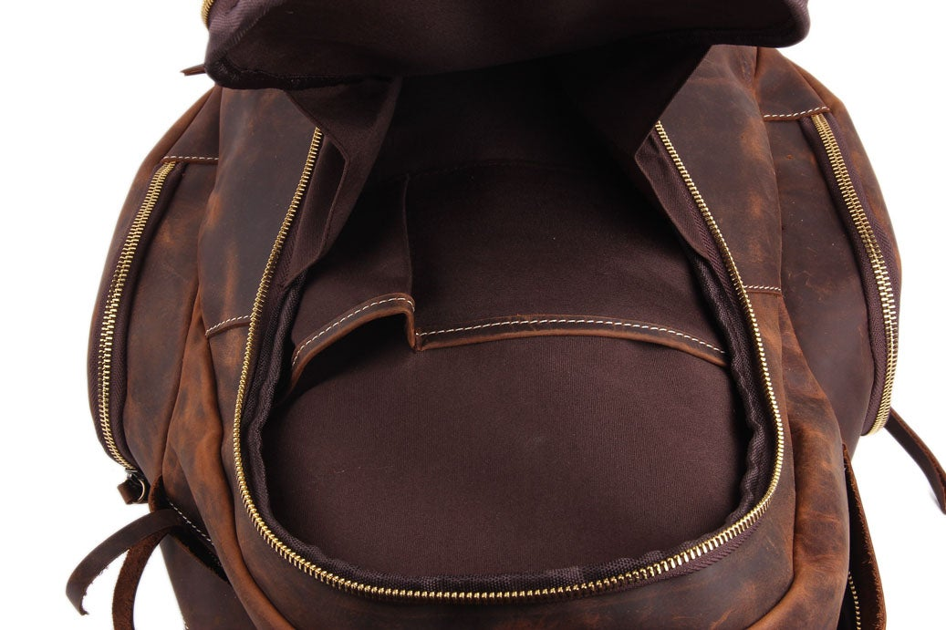 MoshiLeatherBag - Handmade Leather Bag Manufacturer — Handcrafted ...