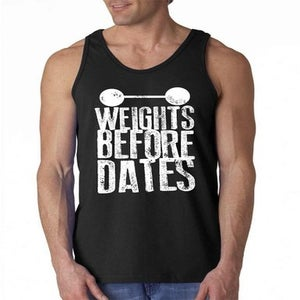 Image of Weights before Dates