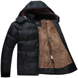 Image of Fur black Jacket