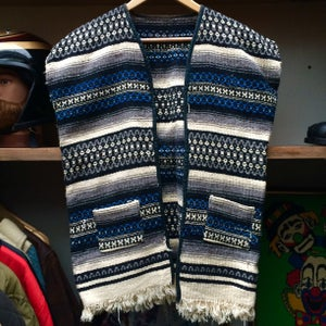 Image of Mexican drug rug #2