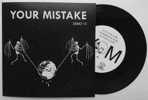 "Image of Your Mistake - demo'13 7"" EP"