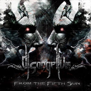 """Image of DISANGELIUM""""From the Fifth Sun"""" CD"""