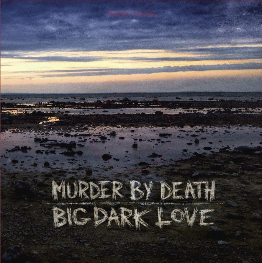 Image of NEW album BIG DARK LOVE VINYL