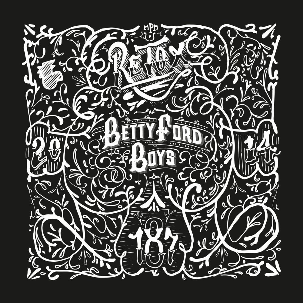 Image of Betty Ford Boys - Retox - LP+MP3 (MELTING POT MUSIC)