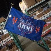 Image of The 7 Line Army flag