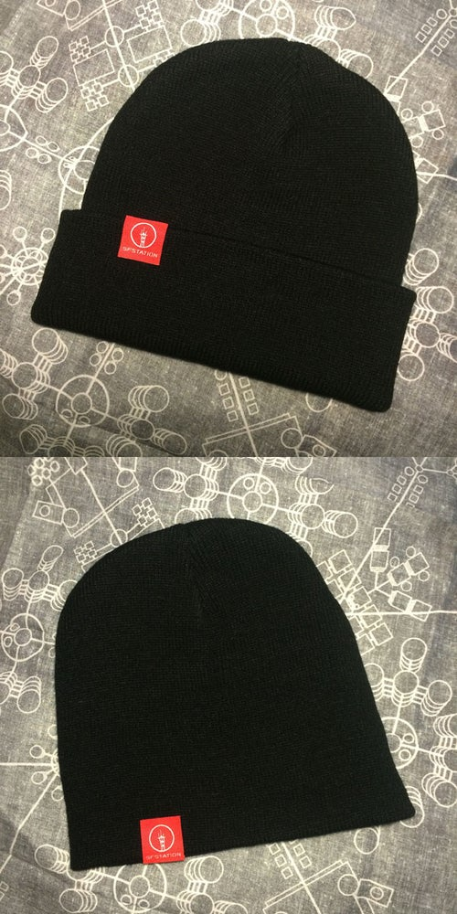 Image of SF Station Red Label Watch Cap
