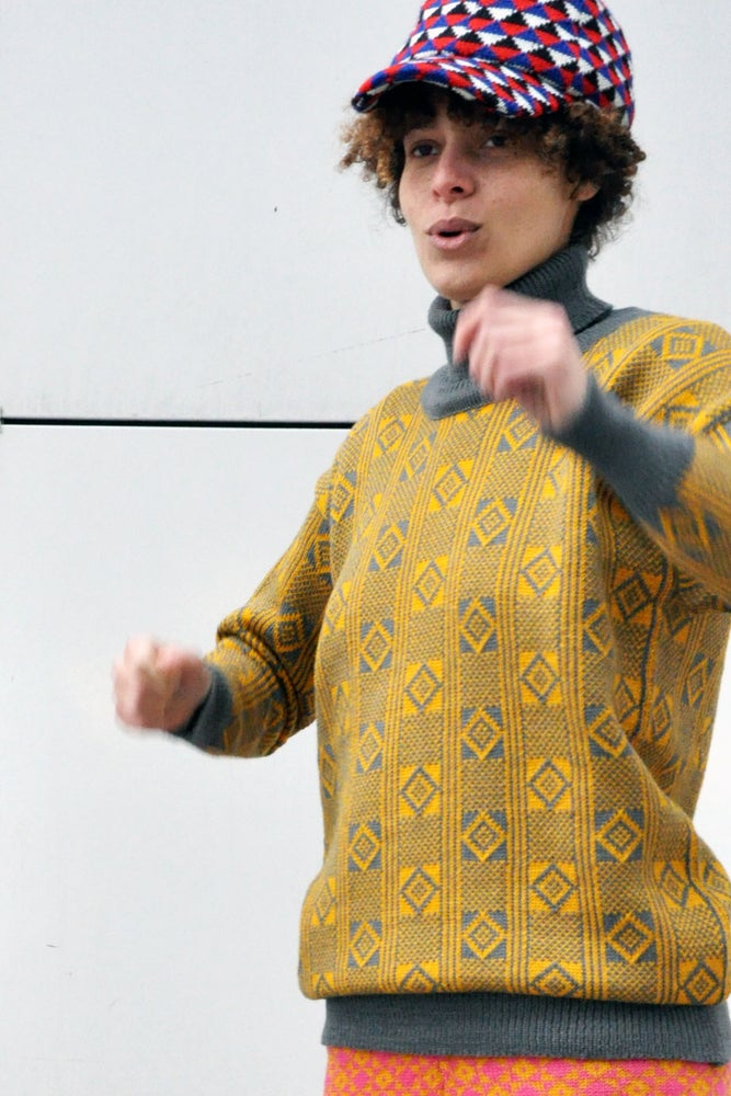 Image of KADI gray-yellow