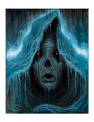 "Image of ""Blue Ghost"" Limited Edition Print"