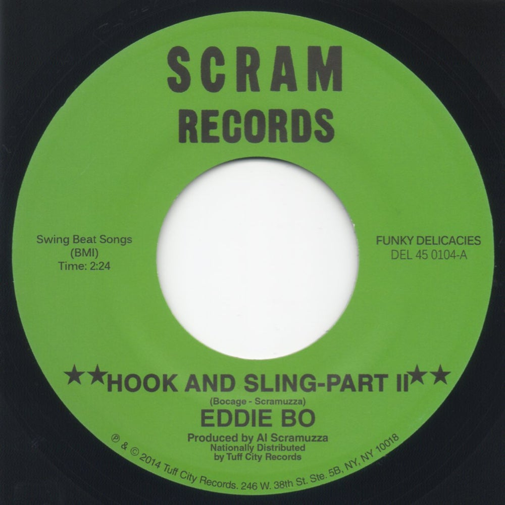 "Image of Hook And Sling Part I & Part II - 7"" Vinyl"