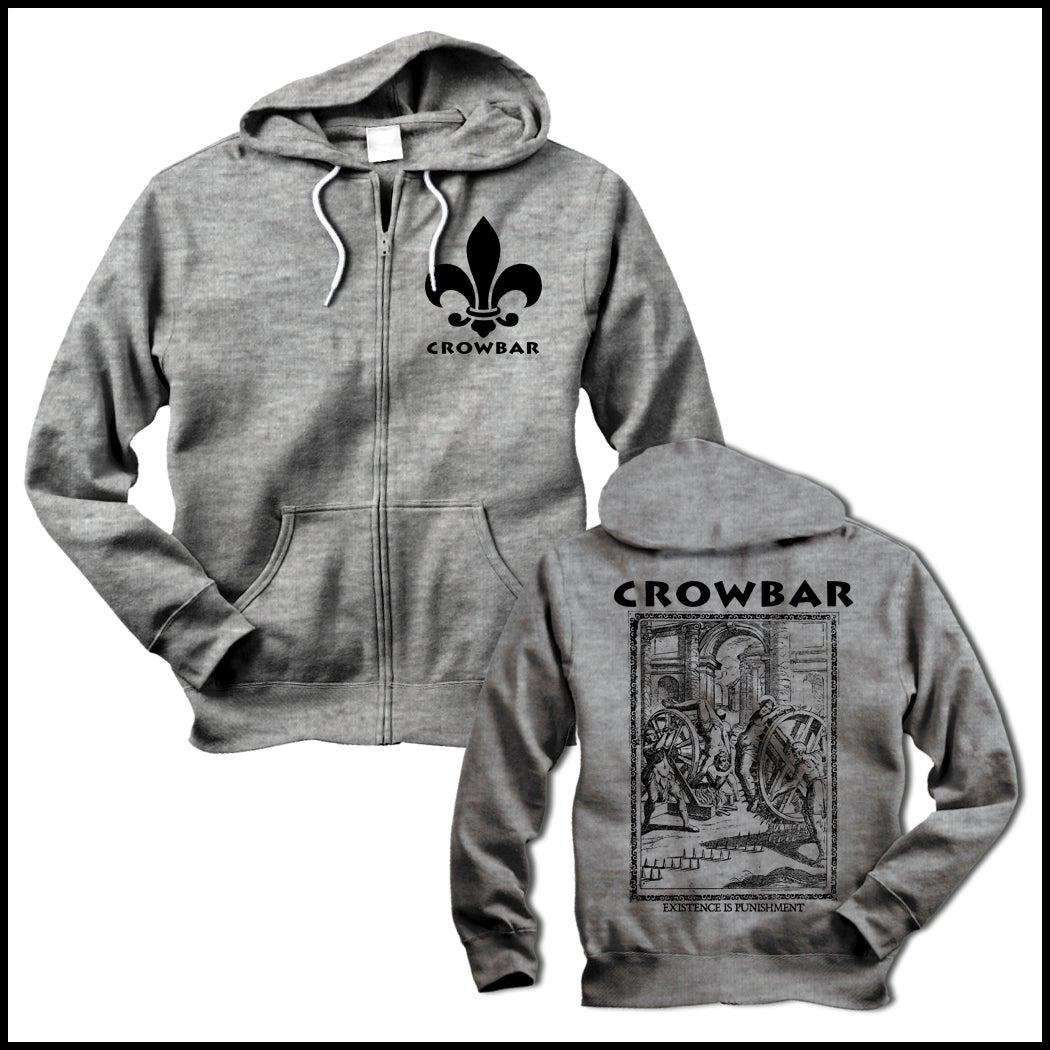 Crowbar hoodie