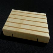Image of Wooden Soap Dish