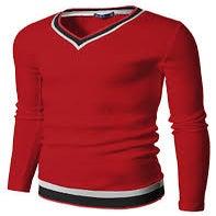 Image of V Neck Sweater