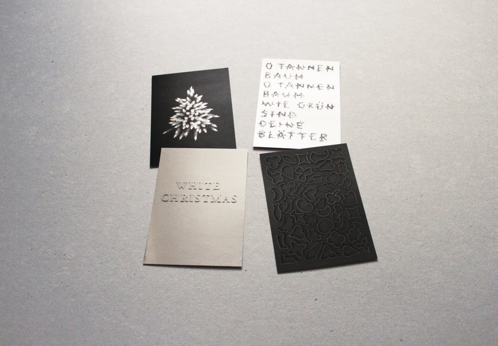 Image of Silver Christmas