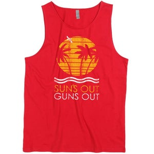 Image of Suns out Guns out