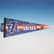 Image of The 7 Line Army pennant