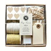 Image of Tan Tag + Twine Kit