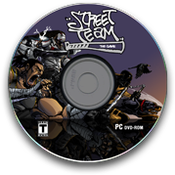 Image of The StreetTeam: Reign of the Iron Dragon PC VideoGame