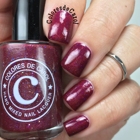 Image of Drop Dead Burgundy