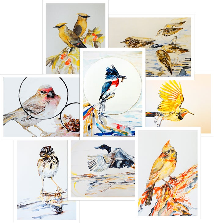 Image of Birds by Nancy Tomczak