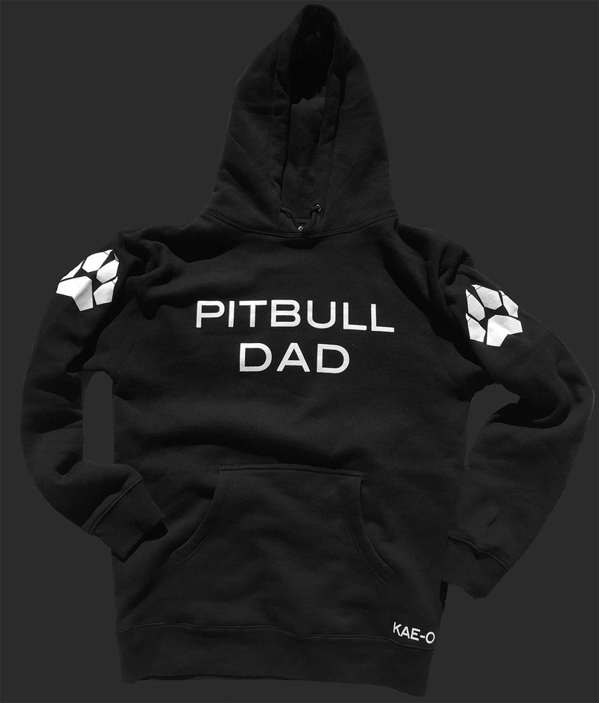 Image of Pitbull Dad Hoodie