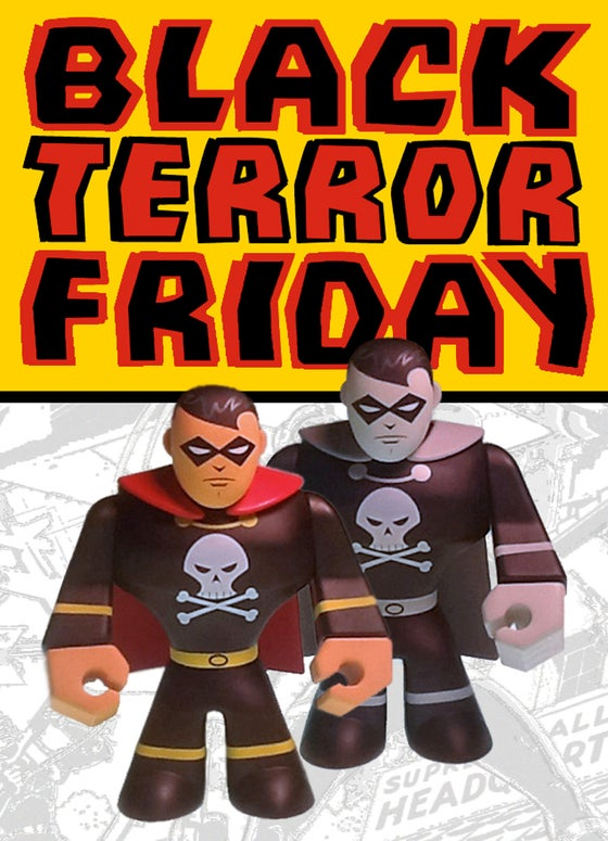 Image of BLACK [TERROR] FRIDAY SALE!!