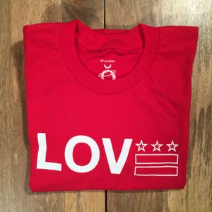Image of Love DC - #LoveCitees (Unisex)