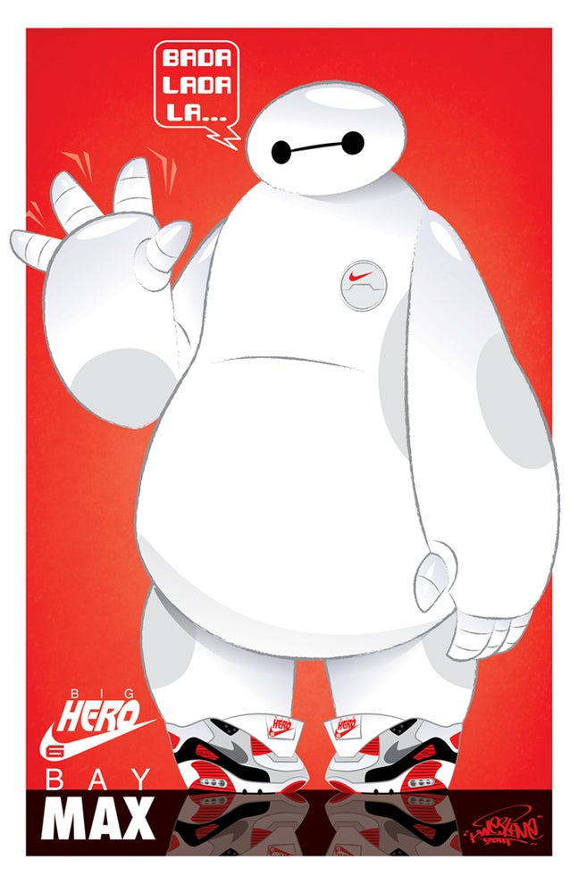 Image of Air BayMax